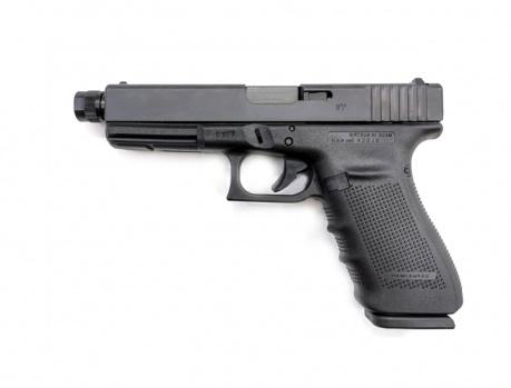 Glock 21 Gen4 Gewindelauf-